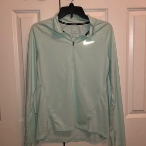Long Sleeve Nike Running Shirt